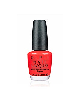 OPI Cajun Shrimp 15ml Nail Polish
