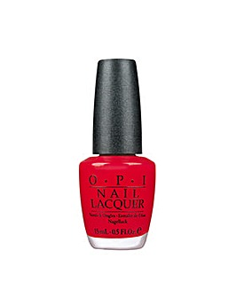 OPI Big Apple Red 15ml Nail Polish