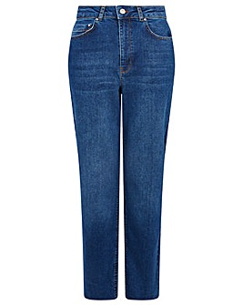 Monsoon Mom Jeans with Recycled Cotton