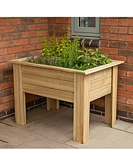 Forest Kitchen Garden Planter - 1m