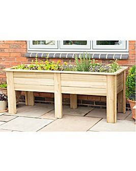 Forest Large Kitchen Garden Planter - 1.8m