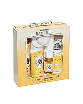 Burts Bees Baby Bee Memories Gift Set