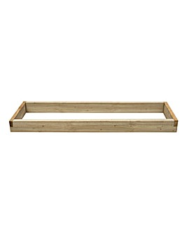 Forest Caledonian Long Raised Bed - 45 x 180cm