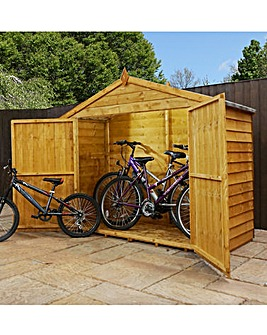 Mercia 3 x 7 Overlap Apex Bike Store