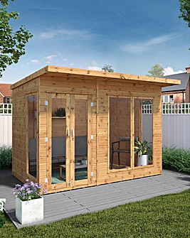 Mercia 10 x 6 Maine Summerhouse