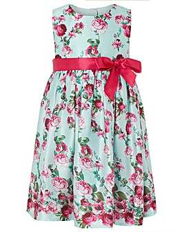Monsoon Baby Rosa Print Dress