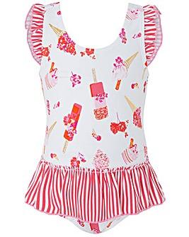 Monsoon Baby Iris Ice Cream Swimsuit