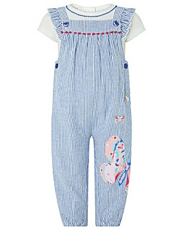 Monsoon Baby Delilah Dungaree