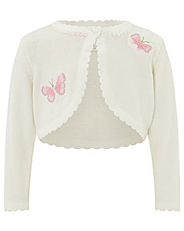 Monsoon Baby Butterfly Bolero