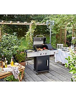 Triton MaxX 2.1 Burner Gas Barbecue
