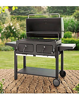 Tower Dual Wagon Barbeque Grill