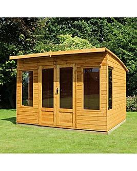 10 x 8 Premium Helios Summerhouse