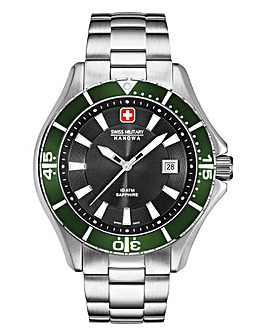Swiss Military Bracelet Watch