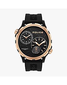 Police Strap Watch