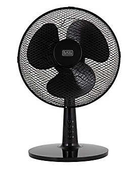 Black + Decker 12 Inch Desk Fan