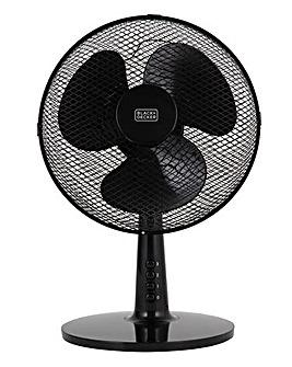 Black + Decker 12 Inch Desk Fan