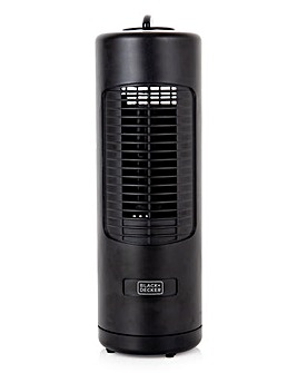 Black + Decker 12 Inch Mini Tower Fan