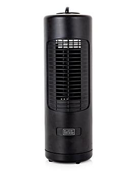 Black + Decker 12 Inch Mini Tower Fan