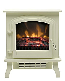 Be Modern 1.8kW Colman Cream Stove