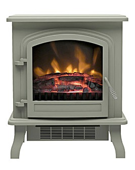 Be Modern 1.8kW Colman French Grey Stove