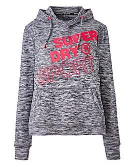 Superdry Sport Core Graphic Hoody