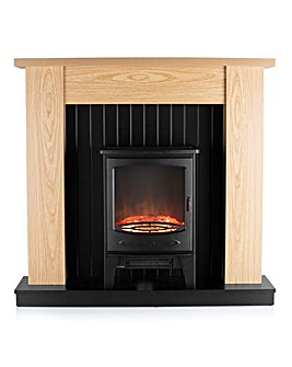 Warmlite Cambridge Stove Fire Suite