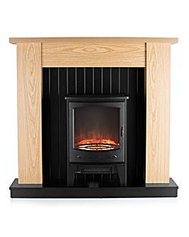 Warmlite Cambridge Stove Fireplace Suite