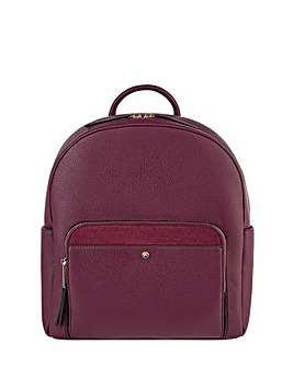 Accessorize Nikki Dome backpack