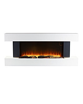 Warmlite Hingham Wall Mounted Fireplace
