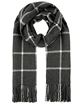 Accessorize CARTER E CHECK BLANKET