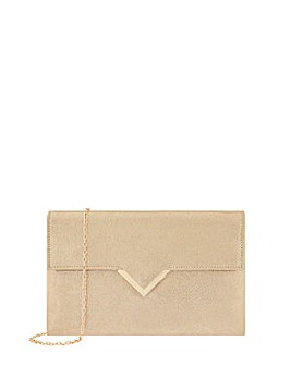 Accessorize NATALIE ENVELOPE CLUTCH
