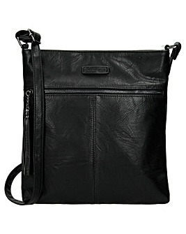 Enrico Benetti Caen Single Handle Faux Leather Shoulderbag