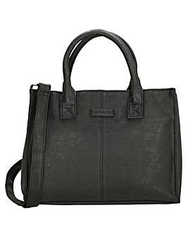 Enrico Benetti Metz Large Faux Leather Handbag