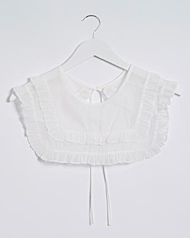 Cotton Frill Collar