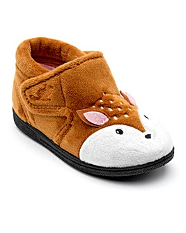 Chipmunks Deer Slippers