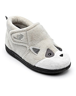 Chipmunks Racoon Slippers