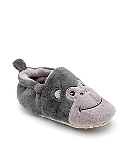 Chipmunks Baby Gorilla Slippers
