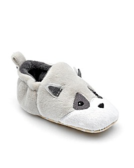 Chipmunks Baby Racoon Slippers