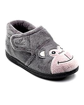 Chipmunks Gorilla Slippers