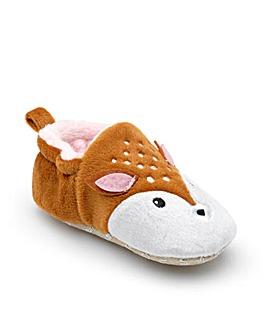 Chipmunks Baby Deer Slippers
