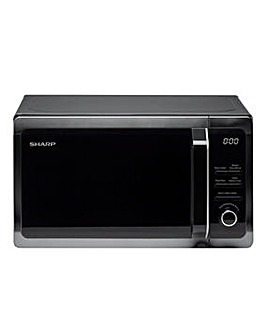 Sharp R274KM 20L 800W Black Microwave