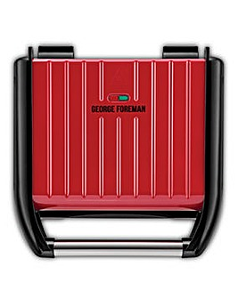 George Foreman 5 Portion Red 25040 Grill
