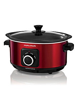 Morphy Richards Evoke 3.5L Slow Cooker