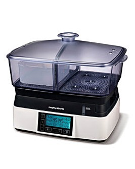 Morphy Richards Compact Intellisteam