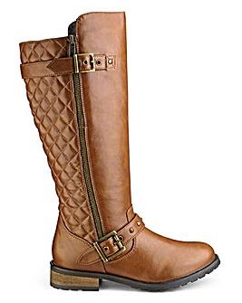 Sole Diva Boot Extra Curvy Plus EEE