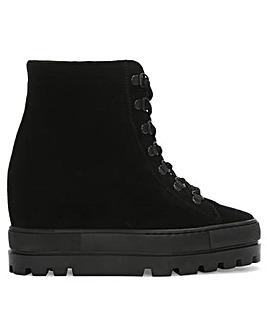Daniel Arielle Flatform Ankle Boots