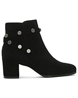 Daniel Enrich Studded Ankle Boots