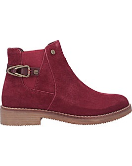 Hush Puppies Alaska Flat Chelsea Boot
