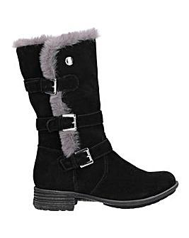 Hush Puppies Saluki Buckle Boot