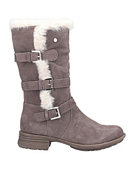 Hush Puppies Saluki Buckle Boot